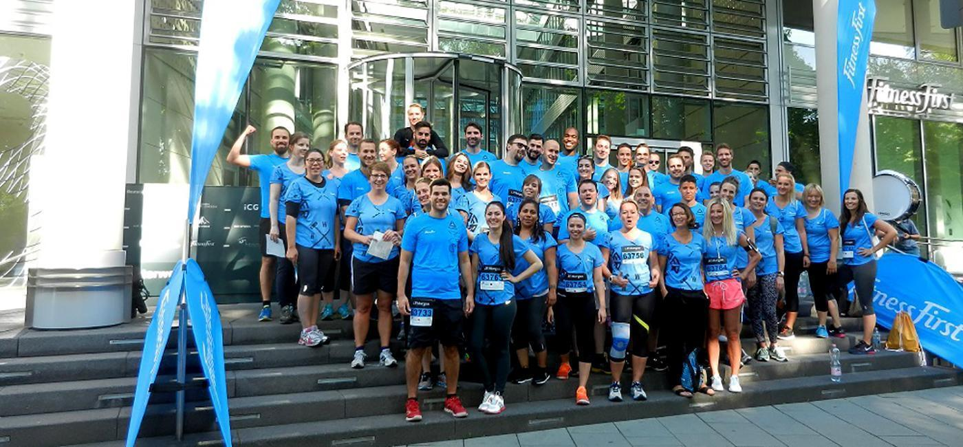 J. P. Morgan Corporate Challenge