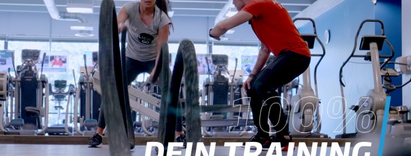 Bodyshaping mit Personal Training