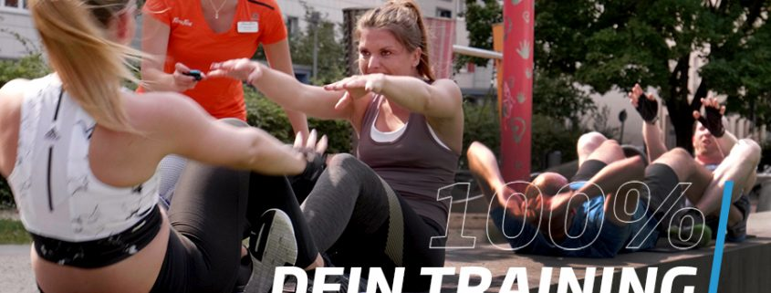 Personal Training in der Gruppe