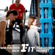 Fitness First Beitrag