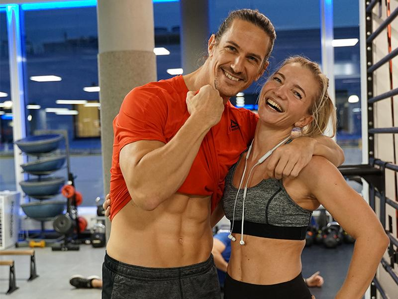 DatingPoint Fitness-Studio_Verlieben im Gym